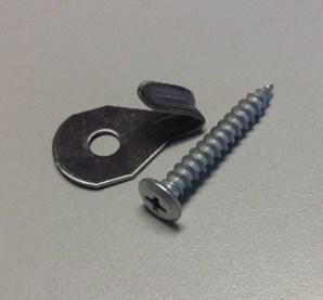 hooks-screws