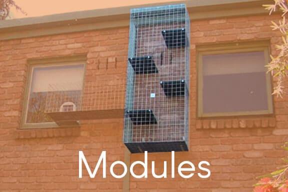 Cat Enclosure Products - Catnip Australia