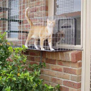 Catnip Australia Cat Enclosure