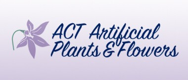 Link to ACT artificial plants and flowers